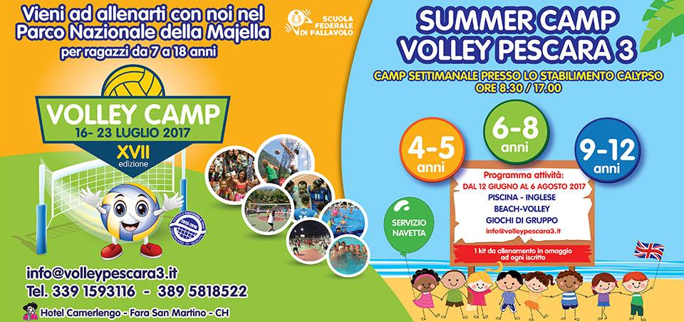 Volley Camp 2017